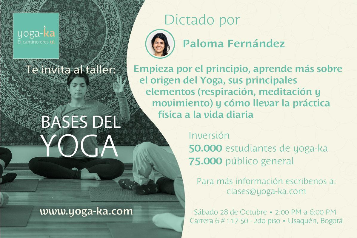 ¿Sabías que la práctica física (o asana) es sólo una de las ocho  herramientas que conforman la práctica integral del yoga  c5ece0505bef